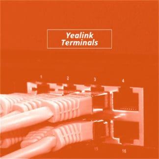 Yealink terminals